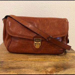 Vintage Oroton Australian Leather Crossbody Purse